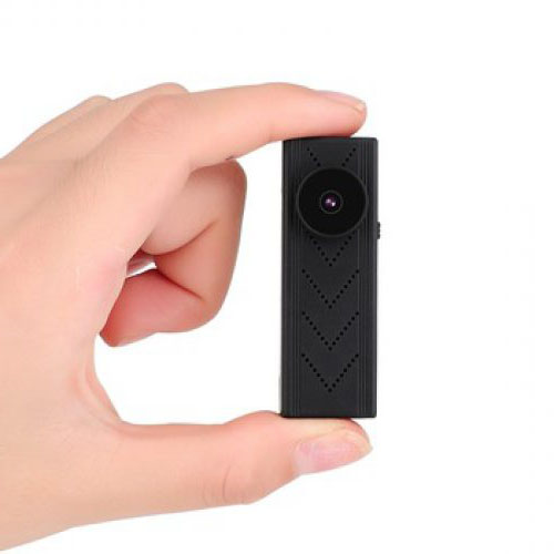 4K WIFI Button Clip Spy Wireless Camera Mini DVR HD 1080P Video Audio Recorder